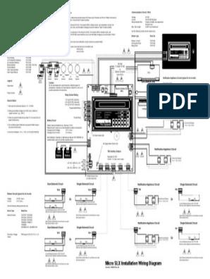 [DIAGRAM_5LK]  Chemetron Micro SLX Installation Wiring Diagram   Relay   Amplifier   Chemetron Wiring Diagrams      Scribd
