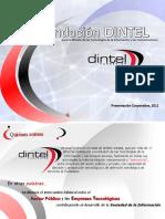 Presentación Fundación DINTEL 2011