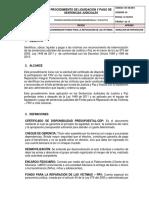 15. PROCEDIMIENTO DE LIQUIDACION Y PAGO DE SENTENCIAS JUDICIALES V3.pdf