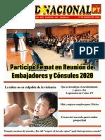 Unidad Nacional 15 de Enero de 2020