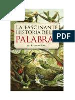 Soca Ricardo - La Fascinante Historia De Las Palabras