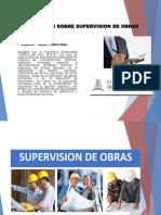 CLASE 14 - PPT - SUPERVISOR DE OBRA