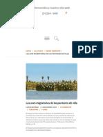 Las aves migratorias de los pantanos de villa _ La Encantada de Villa.pdf
