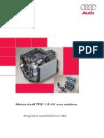 Programa Didáctico 384 Motor 1.8 TFSI 4v con cadena
