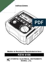MANUAL KEW 4106.pdf