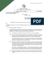 Resolución del BCRA sobre giro de utilidades de empresas