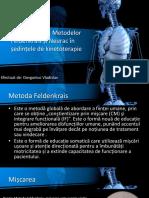 Metodele Feldenkrais și Neurac
