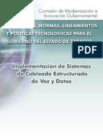 Est and Ares Cableado Estructurado de Voz y Datos