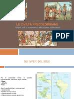 civiltà precolombiane