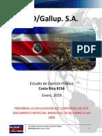 154 OP Costa Rica Informe final enero 2019