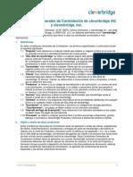 Condiciones Generales de Contratación de cleverbridge AG y cleverbridge, Inc.pdf