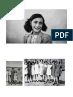 Anne Frank fotos