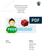 informe probabilidad estadistica