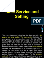 TABLE SERVICE AND SETTING.pptx