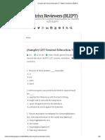 (Sample) LET General Education 3 _ Mattrixx Reviewers (BLEPT)