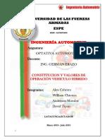 Constitucion y operacion general
