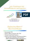 Transformer_ Inductor_ Capacitor Innovation