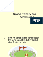 Speed Velocity and Acceleration.ppt