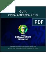Guia da Copa America para apostadores
