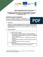 ESTRUCTURA DEL PLAN DE CONTINGENCIA