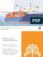 shipping-and-logistics-glossary