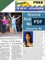 West Shore Shoppers' Guide, November 28, 2010