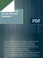 Cap. 2 - La naturaleza social del ser humano