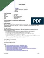 UT Dallas Syllabus for ims7v53.091.11s taught by Shawn Alborz (sxa063000)