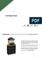 Archetype-Abasi-v1.1.0
