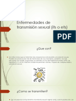 Enfermedades de transmisión sexual (its o ets