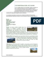 TIPOS_DE_ECOSISTEMAS_DEL_ECUADOR