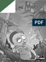 Rick and Morty 017 (2016) (Digi - Desconocido