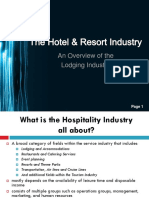MODULE 2 - The Hotel and Resort Industry.pptx