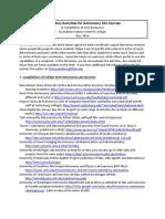 LaboratoryActivitiesforAstro101