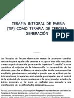 Terapia Integral Parj Terc Generación 2017