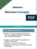 Individual Behaviour_Motivation