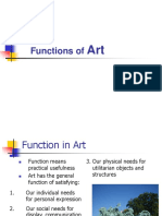 FUNCTIONS OF ARTS.ppt
