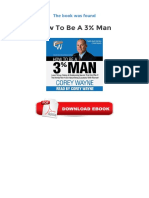 [PDF] How To Be A 3 Man