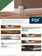 rapid fit baseboard -