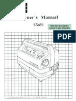 Honda EX650 Generator.pdf