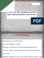 Integrated Service Marketing