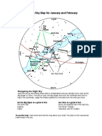 Users Guide, Sky Maps, 4_4