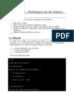 Mini Projets Unix