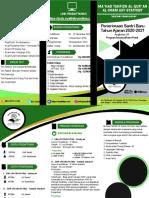 Brosur-PSB-Mahad-Syathiby 2020-2021