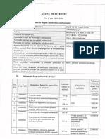 Anunț de intenție, nr. 1 din 14 ianuarie 2020 - SCBI Toma Ciorbă