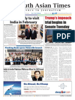 Vol.12 Issue 37 January 18-24, 2020