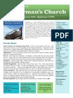 st germans newsletter - 19 jan 2020 - epiphany 2