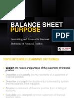 1Balance Sheet Nature and Purpose (5)
