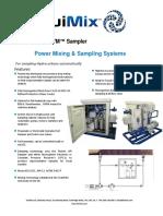 Brochure - Power Mixing & Sampling Systems  17.04.24 Rev  02