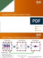 Hydronic System Design
